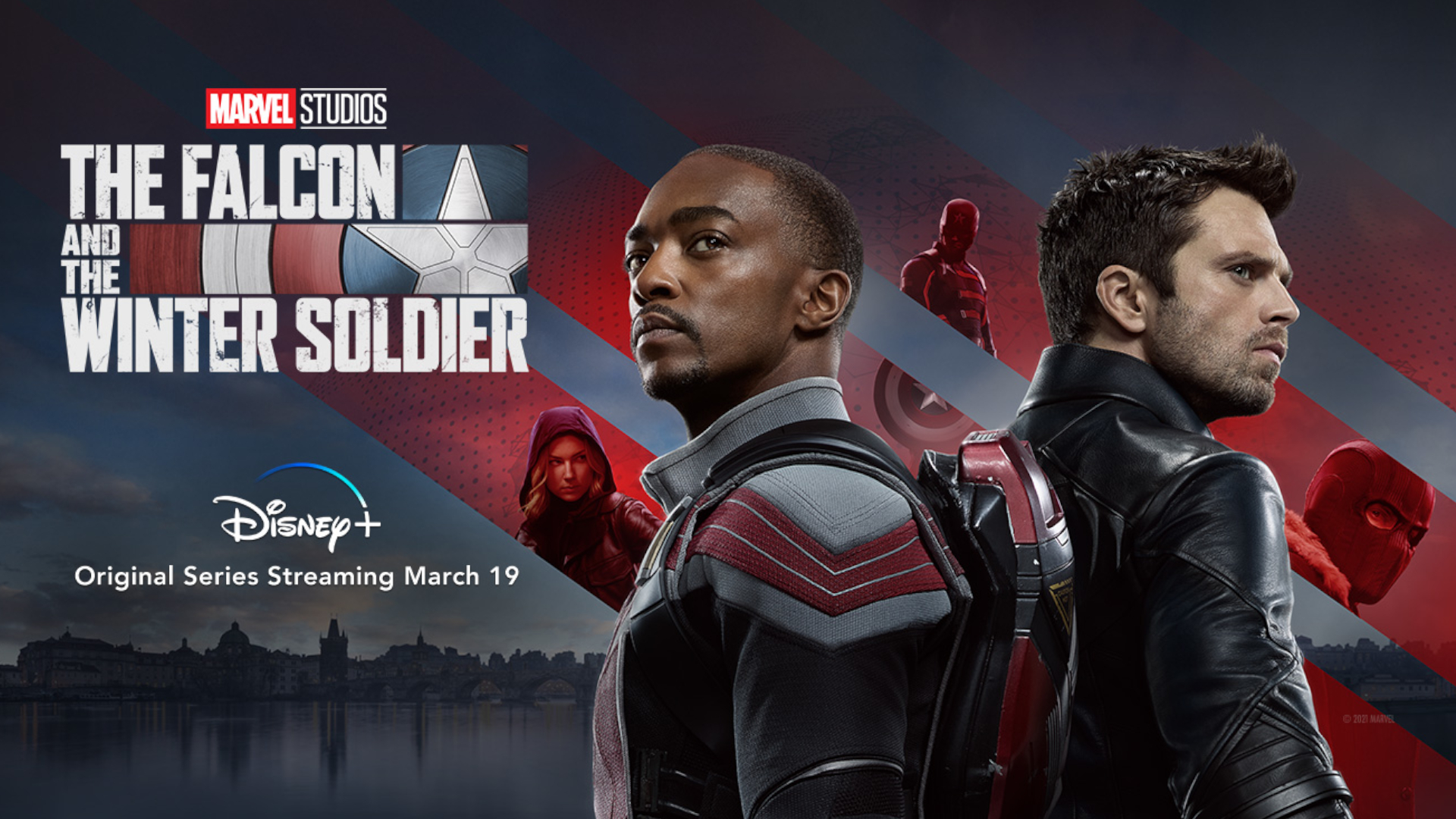 The falcon and the winter soldier all epidsode download